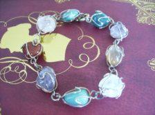 Vintage - Beadwork in Bracelets - Etsy Jewelry