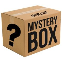 Maybelline 10-piece Mystery Box ($25) ❤ liked on Polyvore featuring beauty products, makeup, maybelline cosmetics, maybelline and maybelline makeup