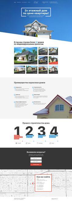 Cascading houses (development) on Behance