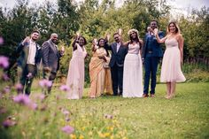 Raise your glass! A stunning intimate wedding at Tree Top Escape. Beautiful Photo by Lucy Shergold Hills And Valleys, North Devon, Unique Wedding Venues, Tree Tops, Bridesmaid Dresses, Wedding Dresses, Perfect Place, Glass, Beautiful