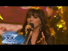 """Rachel Potter Sings With """"Heart"""" - THE X FACTOR USA 2013"""