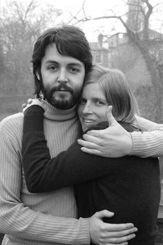 Paul & Linda McCartney ~ The Couple Who Stays Together Sings Together...& They Did Until Her Death From Breast Cancer!