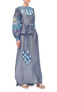 Yuliya Magdych Pre Fall 2016 Look 11 on Moda Operandi