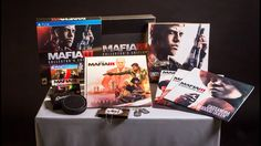 Mafia 3: Collector's Edition Unboxing + Portable Turntable Player