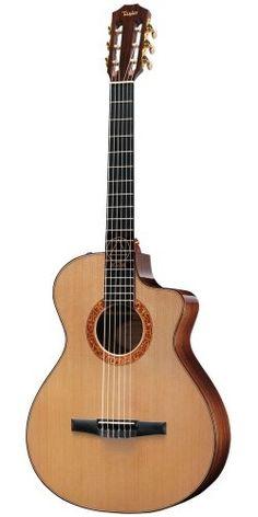 Taylor Guitars JMSM Jason Mraz Signature Model Grand Concert Acoustic Electric Classical Guitar acoustic