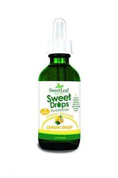 SweetLeaf Liquid Stevia, Lemon Drop 2 fl oz (60 ml)