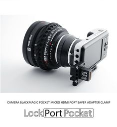 New LockPort Pocket Designed for the BMPCC - http://blog.planet5d.com/2014/03/new-lockport-pocket-designed-for-the-bmpcc/