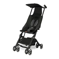 "GB Pockit Stroller - Monument Black - GB - Babies ""R"" Us"