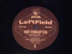Leftfield - Not Forgotten Hard Hands Mix Girl Dj, Tour T Shirts, Dance Music, Slogan, My Life, Forget, Hands, Youtube, Audio