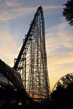 Steel Serpentine, Millennium Force, Cedar Point