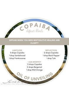 Since coming into our lives a few years ago at Convention, Copaiba has been a dōTERRA bestseller and rightfully so. This oil, like its buddy Frankincense, seems to be good for just about everything. Taking Copaiba essential oil internally can support the cardiovascular, immune, digestive, nervous, and immune system. It is great for skin, it can help settle anxious feelings and it has great antioxidant properties to inhibit potential damage to your cells from oxidation. Sounds like something
