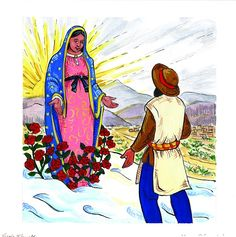 Our Lady of Guadalupe | Saint Mary's Press - information, reflection, and prayer