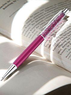 Swarovski Crystalline Ballpoint Pen, Fuchsia