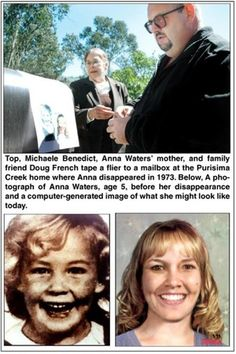 Three decades later, family still searches for Anna