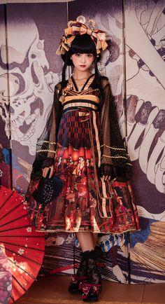 Harajuku Fashion, Lolita Fashion, Japanese Fashion, Korean Fashion, Poses, Real Costumes, Fantasy Dress, Foto Pose, Jumper Dress
