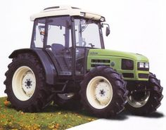 1996 Hurlimann 607XA