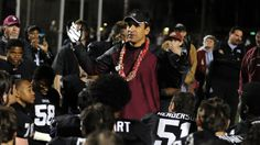 Azusa Pacific head coach Victor Santa Cruz was named the 2013 National Christian College Athletic Association Football Coach of the Year.