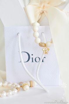 Necklace Christian Dior Wedding