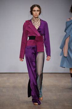 Beckmans College of Design Stockholm Fall 2017 Collection Photos - Vogue