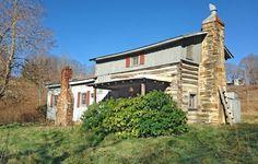 Save This Old House: North Carolina Log Cabin