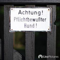 #achtung  #vorsicht #hund #dog #linz #linzpictures #visitlinz #linzer #wuff #citylife #urfahr #igerslinz #attention #watchout #safety #privateproperty #zaun
