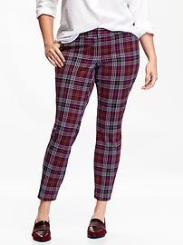 Women's Plus The Pixie Ankle Pants