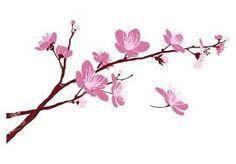 Bildergebnis für tattoo kirschblütenzweig