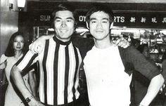 Bruce Lee Photos, Way Of The Dragon, Enter The Dragon, Bruce Lee Master, Kai Tak Airport, History Of Hong Kong, Blue Lee, Ip Man, Brandon Lee