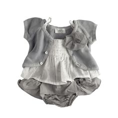 I can't believe I'm going to have a person in my house that could fit into this precious outfit...  sigh...