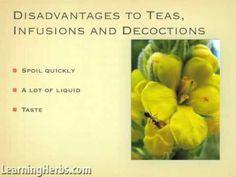 Choosing herbal preparations (part 1 of 2)