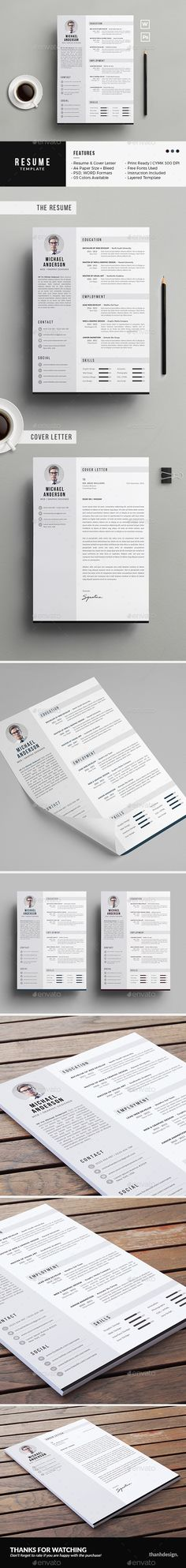 Slick + Simple Resume with Cover Letter Simple resume - read write think resume