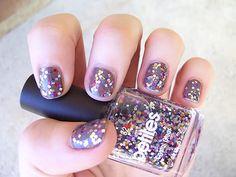 DIY glitter nail polish. Doing it tomorrow!!!