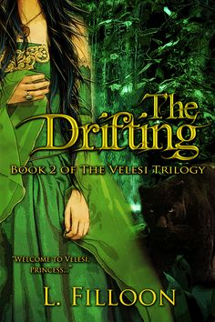 L. Filloon - The Drifting / #awordfromJoJo #Fantasy #YoungAdult #LFilloon