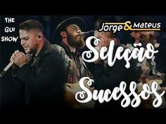 Jorge & Mateus - Seleção Sucessos - [As Melhores] - YouTube Video Clip, Youtube, Fictional Characters, Top, Pickup Lines, Couple, Cross Stitch, Fiestas, Musica