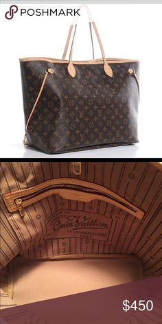Brand New Handbag Neverfull style ..excellent unmatched quality Bags Totes