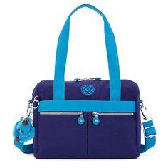 Klara Handbag - Add a dose of charm to your day with this handbag from Kipling