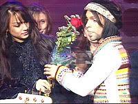 Prince - Septimo concert pic - Nov 22, 1999 and Mayte