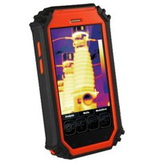 The #FLIR #ThermaPad from SPI Corp is the perfect tool for the ultimate in wireless mobile thermal imaging cameras.