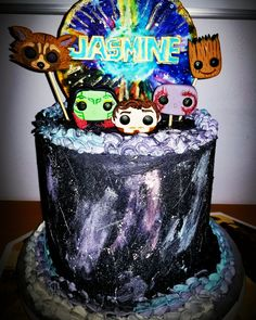 guardians of the galaxy wedding cake baby groot adorable ideas cake baby 15009