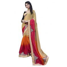 Designer Party Wear Three Shaded Saree-1717(ST-SIGNATURE-2)