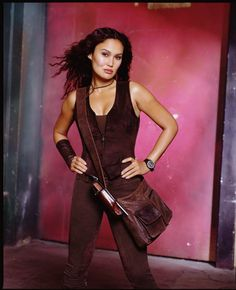 Tia Carrere, Best Sci Fi Shows, Free Tv Shows, Polly Pocket, Relic Hunter, Mejores Series Tv, African American Beauty, Tv Show Music, Dark Men