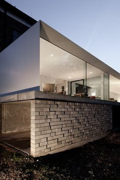 House K by Graux & Baeyens Architecten.