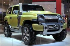 2017 Toyota FJ Cruiser redesign of the new Toyota FJ Cruiser is going to include a mixture of an old school SUV design with some modern inclusions, making it in fact very unique. The car is going to be particularly built to endure all weather conditions and be used in different terrains, and that is why the style of the outside is going to be made to be versatile and adaptive for all situations. The changes on the outside include some new side wings, a bigger and redesigned fender and