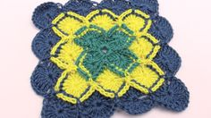 This tutorial for the Bavarian Square takes a challenging square and makes it…