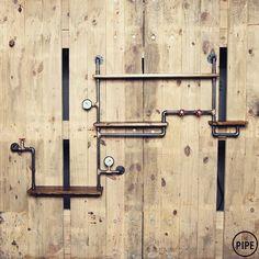 THEPIPE 선반 #pipeshelves #pipeshelving #pipedesign #pipeinterior #pipefurniture #pipe #wood #wallinterior #THEPIPE #파이프선반 #파이프벽면선반 #파이프가구 #파이프인테리어 #벽면선반 #파이프디자인 #더파이프 by thepipe_korea