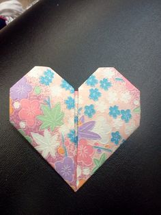 Heart--click for earth-friendly crafts