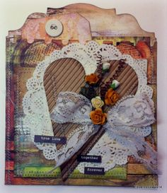 DT card for Card and Scrap January