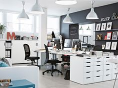 ikea office inspiration | Office - Clothes storage systems & Office chairs - IKEA