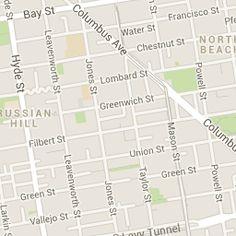Lombard Street is San Francisco's Crookedest Street.