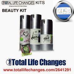 Total Life Changes Nicaragua. Una Oportunidad de Negocio Inteligente: Kit de belleza